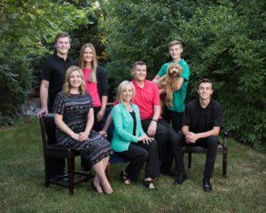 Aimee Winder Newton Family