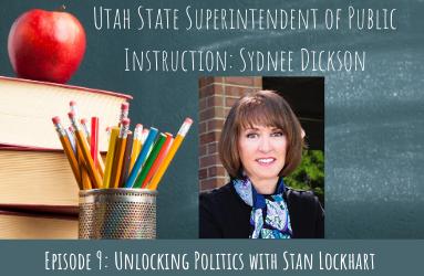 Episode 9: Sydnee Dickson