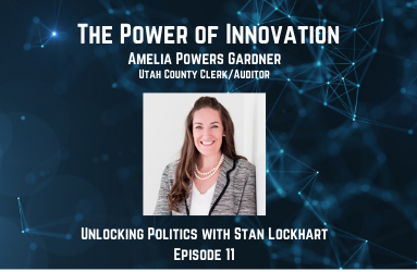 Innovation with Amelia Powers Gardner