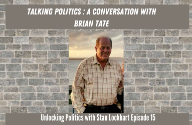 Brian Tate Podcast