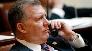 Curt Bramble Working in Senate