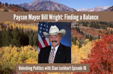 Bill Wright Payson Mayor