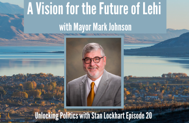Podcast with Mayor Mark Johnson