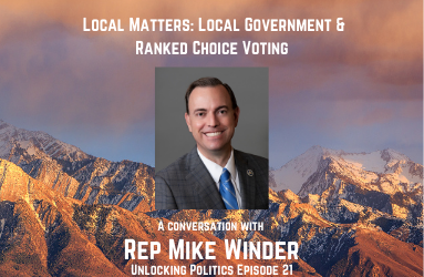 Mike Winder Local Matters