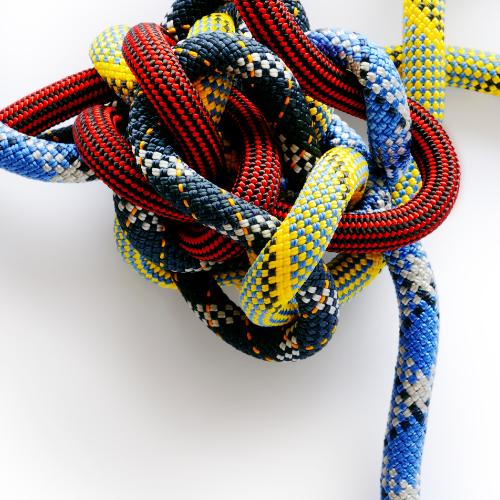 Gordian Knot tied together
