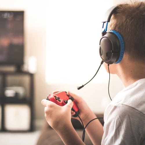 Video game playing